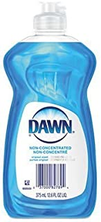 Dawn Simply Clean Non-Concentrate Dish Soap 12.6 ounce (Case of 4)