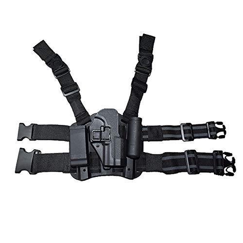 Sale!! Without brand Army Military HK USP Compact Hand Gun Belt/Leg Holster Tactical Paintball Pisto...