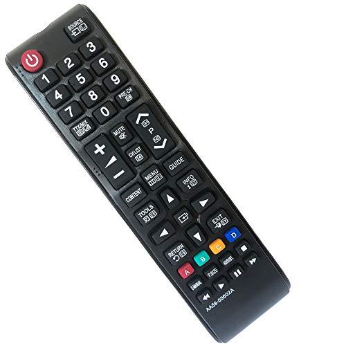 FYCJI Nuovo Sostituzione Telecomando Samsung AA59-00602A Adatto per TV Samsung smart Telecomando TV Samsung