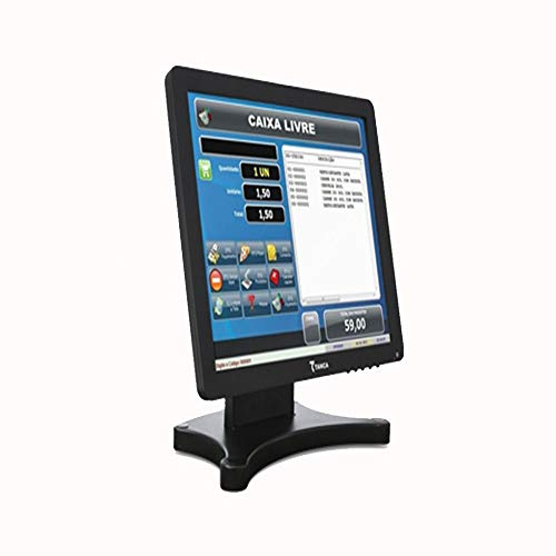 Monitor Touch Screen 15' TMT520 - Tanca