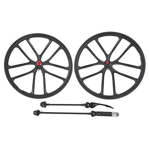 Juego de ruedas de freno de disco de bicicleta de montaña de...