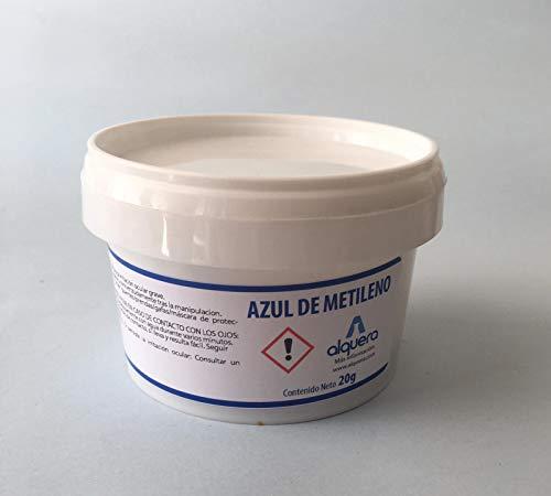 ALQUERA Azul de Metileno 20g