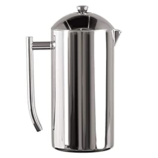 Frieling USA Double-Walled Stainless-Steel French Press Coffee Maker, Polished, 36 Ounces (B00009ADDS)   Amazon price tracker / tracking, Amazon price history charts, Amazon price watches, Amazon price drop alerts