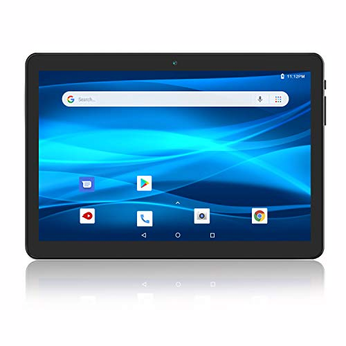 small Android 10 inch tablet, 3G smartphone, Android 9.0 tablet, 32 GB memory, GMS certified, dual SIM …