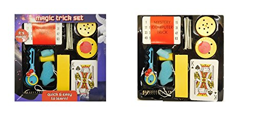 Set Tour de Magie 8 Tours Mod2 - Accessoire Jouet Enfant Adolescent - 943