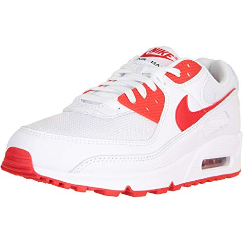 Nike Air Max 90 Zapatillas, color Blanco, talla 42 EU