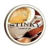 The Stinky Candle Company - Handmade Colombian Coffee Scent by The Stinky Candle Company