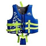 Hony Niños Chaleco de Natación Chaqueta Traje Flotante - Chicos Chicas Ayudas de Natación Flotabilidad Trajes de baño Ajustable Aprender a Nadar Piscina Buceo Playa Surf La Seguridad Rosado Azul
