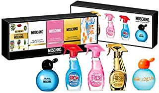 Moschino Miniature Collection Gift Set for Women (Miniature Collection I)