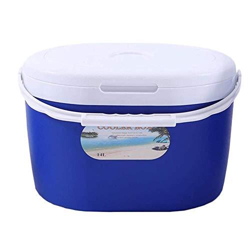 YANGYUAN Cubo de Hielo - Viajes Coche for Llevar Pesca del hogar Portable de la Pesca Fresca Box Incubadora de Aislamiento Paquete de Picnic Caja Cubo de Hielo Cubo de mariscos (Size : 28L)