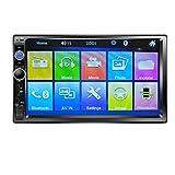 QIQIDIAN Navigazione GPS Autoradio HD Touch Screen Lettore...