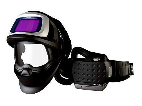 3M 00051141561585 Adflo PAPR with Speedglas Welding Helmet, Black/Gray, Standard