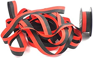 Smith Corona Typewriter Ribbon Black and Red Ink Twin Spool