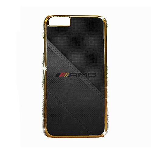 Phone Cases Hard Plastics Compatible iPhone 6 Plus Dropproof Women with Amg 5 Choose Design 131-1
