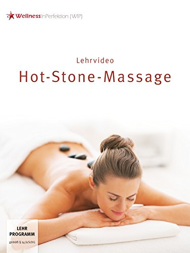 Hot-Stone-Massage (Lehrvideo)