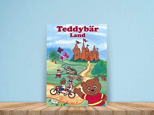 Teddybärland - ein personalisiertes Kinderbuch