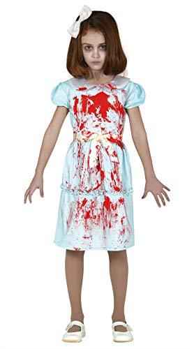 FIESTAS GUIRCA Disfraz Gemela Fantasma niña Talla 7-9 años