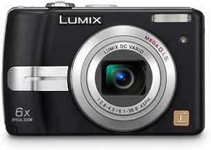 Panasonic Lumix DMC-LZ7K 7.2MP Digital Camera with 6x Image Stabilized Zoom (Black) (OLD MODEL)