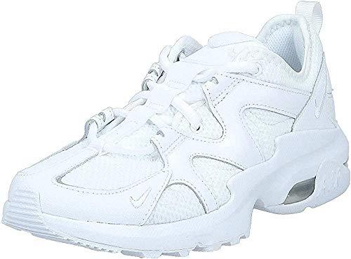 Nike WMNS Air Max Graviton Hardloopschoenen voor dames, wit wit wit wit 100, 42.5 EU