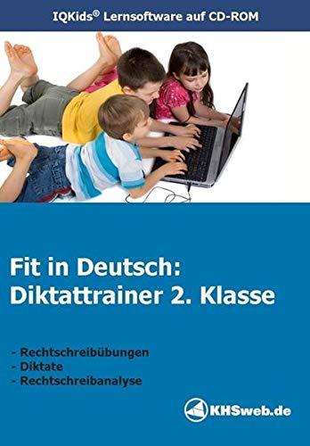 Fit in Deutsch - Diktattrainer 2. Klasse
