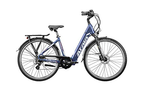 ATALA E-Space 8.1 - Bicicleta eléctrica para mujer, 28 pulgadas