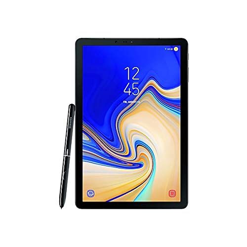 "SAMSUNG OPTO-ELECTRONICS DBA HANWHA TECHWIN AM SM-T837VZKAVZW Galaxy Tab S4 LTE 4G Unlocked Verizon/ATT/TMOBILE 64GB 10.5"" (S Pen Included), Black"