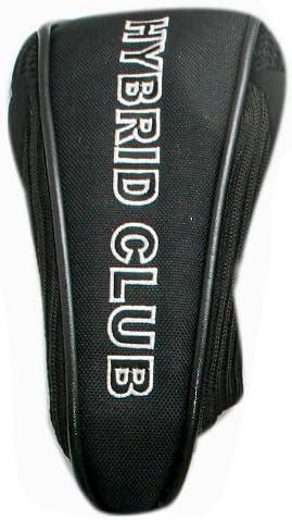 JP Lann Hybrid High quality Utility Brand new Golf Club Cover Black Head