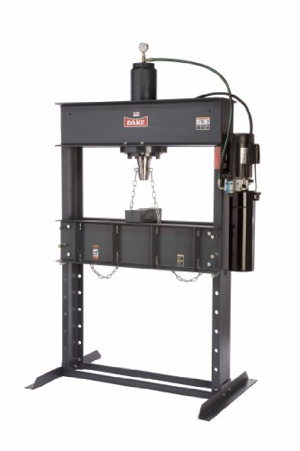 Read About Dake Force 50DA Model Electrically Operated Hydraulic Dura Press, 50 Ton Capacity, 110V, ...
