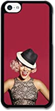 AMAF © Accessories P!nk Hat Red Background Popstar Singer Pink case for iPhone 5C