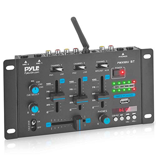 Best Audio Mixers With Usbs