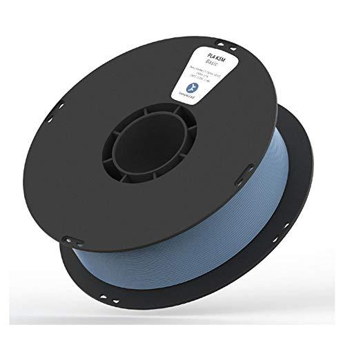 3D-Druckerfilament 1 kg, Pla K5m-Filament 1,75 mm, matt gefrostete Textur-Blau