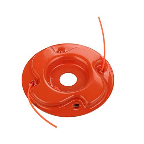 DONGMIAN - Cabezal de cortacésped universal con 2 líneas para cortacésped