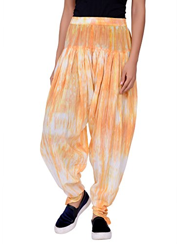 Juniper Women's Jodhpuri (30475MUSTARD_Medium)