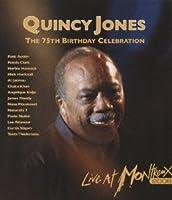 <クインシー・ジョーンズ> セレブレーション・アット・モントルー 2008 [Blu-ray]