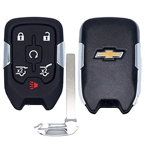 New Factory 6 Button Chevrolet Smart Proximity Remote Key 13580802 13508278 HYQ1AA