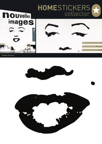 Home Stickers Marilyn Monroe Decorative Wall Stickers
