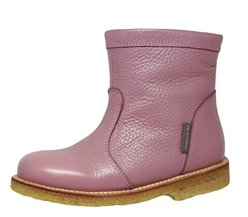 Angulus 2027-201 Mädchen wasserdichte Tex Winter Boots Stiefel, Pink (Rose), EU 31