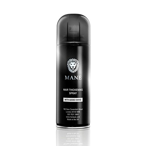 Mane Hair Thickening Spray épaississant 200 ml - couleur Noir/ Black