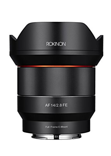 Rokinon 14mm F2.8 Full Frame Auto Focus Lens