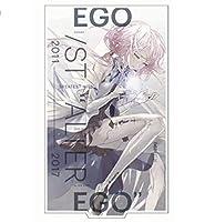 EGOIST 楪いのり ライブグッズ ギルティクラウン redjuice ミニミラー 販売終了品 CDフィギュア