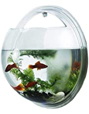 Mumoo Bear Decorative Big Wall Aquarium Wall Mounted Fish Tank