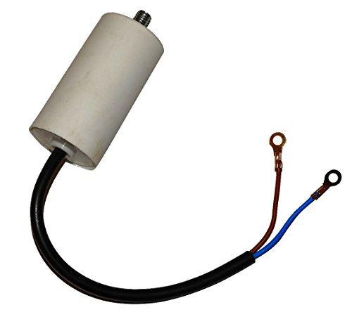 Aerzetix condensator voor motor 3μF 450V met 10 cm kabel