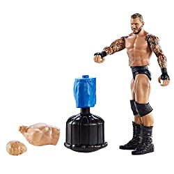 Get ready for the ultimate wreck-a-thon with WWE Wrekkin' action figures! Approximately 6-inches in size, each Wrekkin' action figure has a distinct action move like slamming, punching or kicking that is activated by pull-back motion. Each action ...