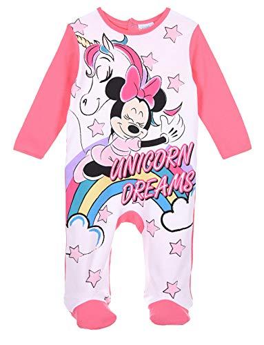 Minnie Mouse bebé-niñas Pijama Largo