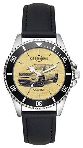KIESENBERG Uhr - Geschenke für Jeep Compass Fan L-20690