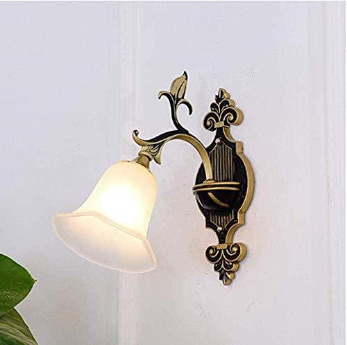 MEIXIAN wandlamp schijnwerper verlichting koper Arabisch Marokkaans hol gesneden lamp kunst gang koper eenvoudig retro