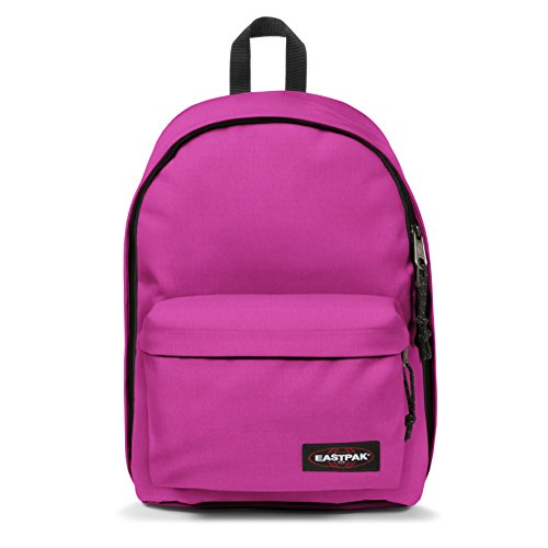 Eastpak out of Office Mochila Infantil, 44 cm, 27 Liters, Rosa (Tropical Pink)