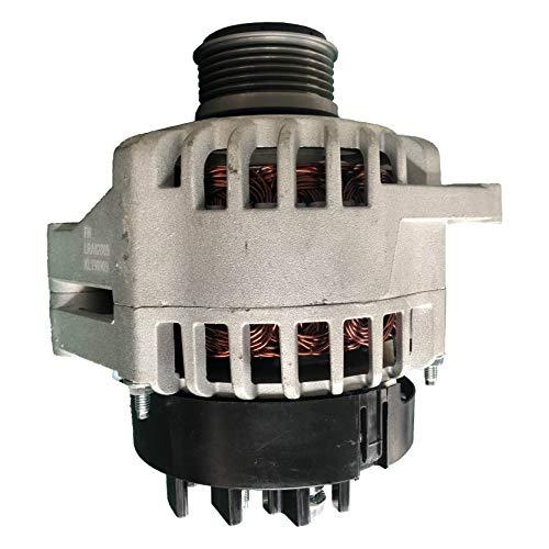 021 903 803B Regulador de alternador compatible con 5761 86 12 04 287 AERZETIX 1 739 365 12 04 271 C10145 1231 1 739 365