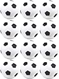 Tiger Tail Sports Recreational-Quality (1-Star, 40mm) Ping Pong Balls (Soccer, 12-Pack)