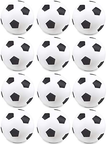 Tiger Tail Sports RecreationalQuality 1Star 40mm Ping Pong Balls Soccer 12Pack